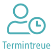 Icon Termintreue