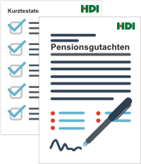 Icon Pensionsgutachten