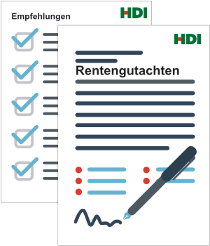 Icon Rentengutachten
